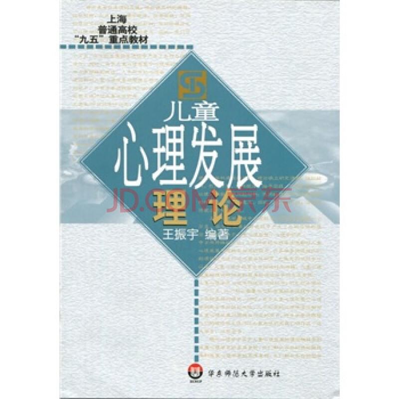 儿童心理发展理论 王振宇