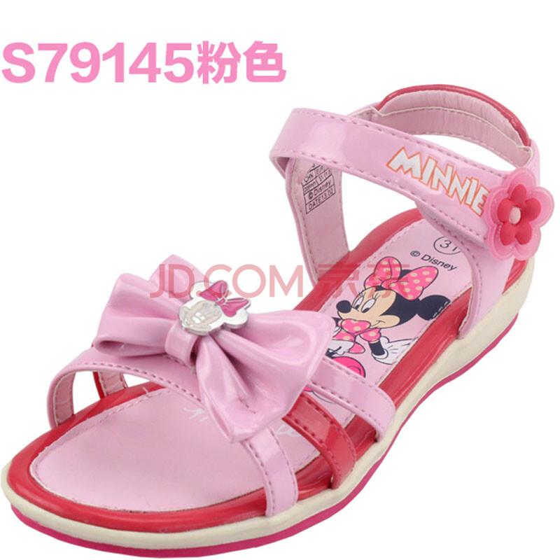迪士尼童鞋儿童凉鞋 2013新款夏季宝宝凉鞋