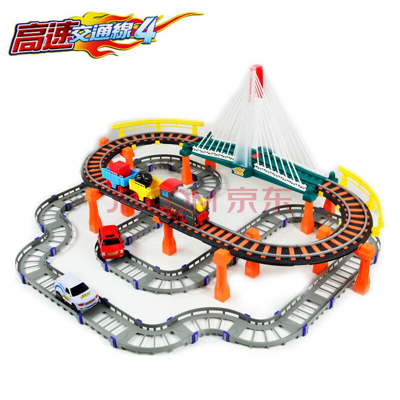 儿童玩具火车托马斯小火车玩具轨道车电动托马斯轨道