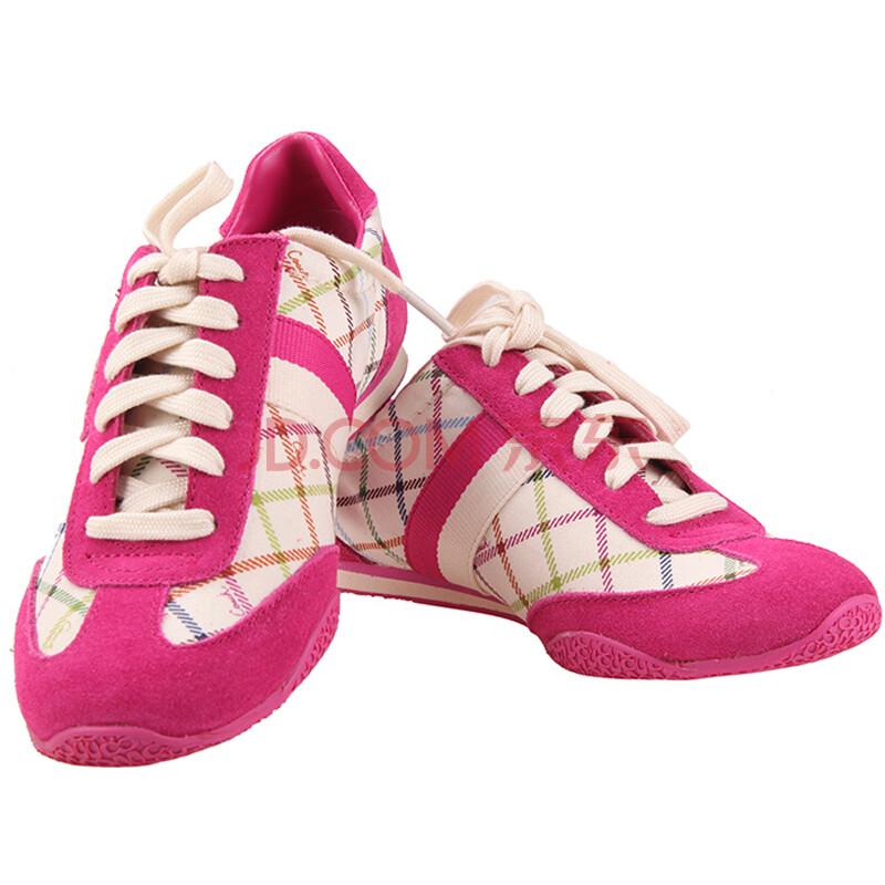 coach/蔻驰女士帆布鞋