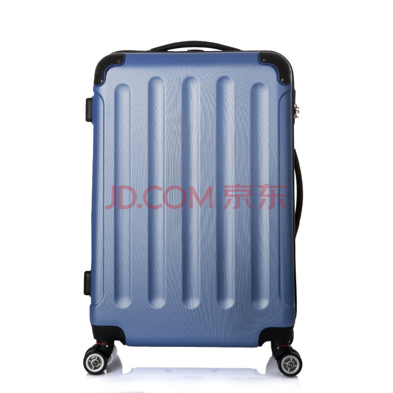 pc双排飞机轮拉杆箱旅行箱带扩展