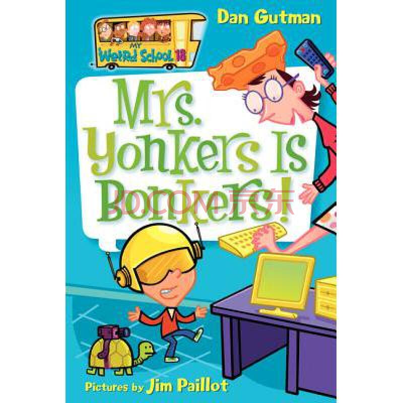 mrs. yonkers is bonkers
