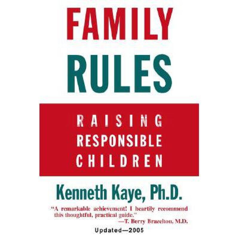 family rules: raising图片
