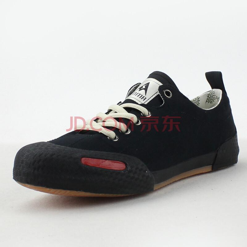 森马senma2013夏季新款欧美街头风休闲帆布鞋230076 黑色 42图片