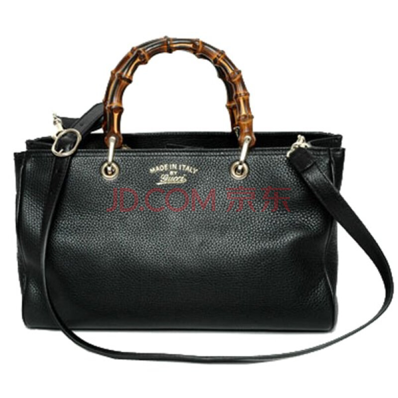 女士时尚竹节蛇皮纹手提包