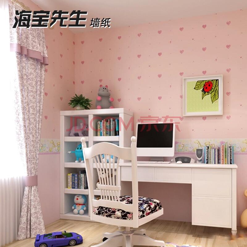 儿童卧室墙面效果图