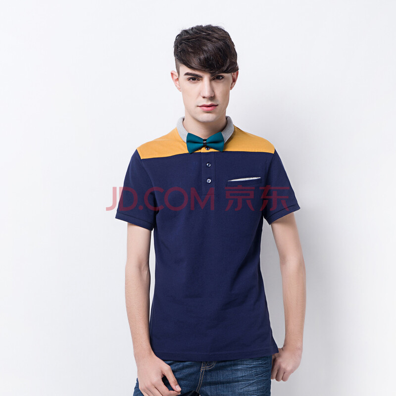 森马2014夏装新款 男装t恤图片