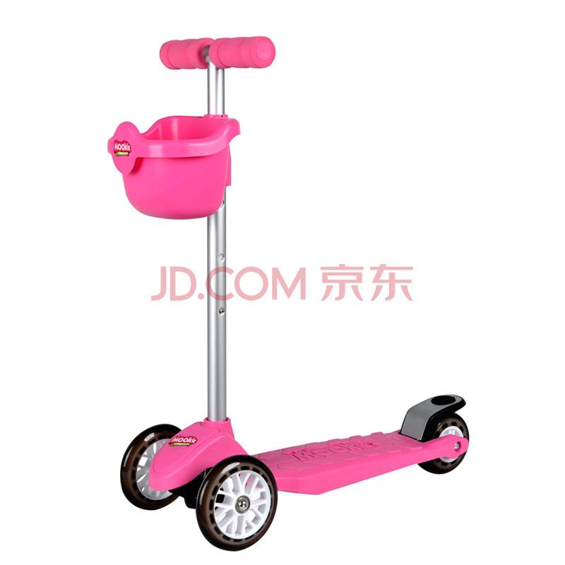 英国品牌mookie匡驰三轮滑板车儿童滑板车活力车踏板