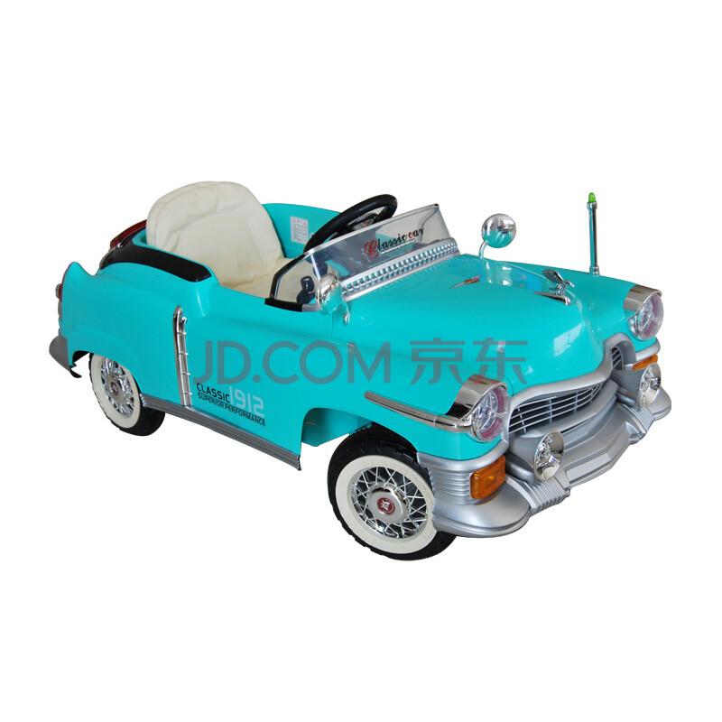 孩子王kingbaby儿童电动车单电单驱