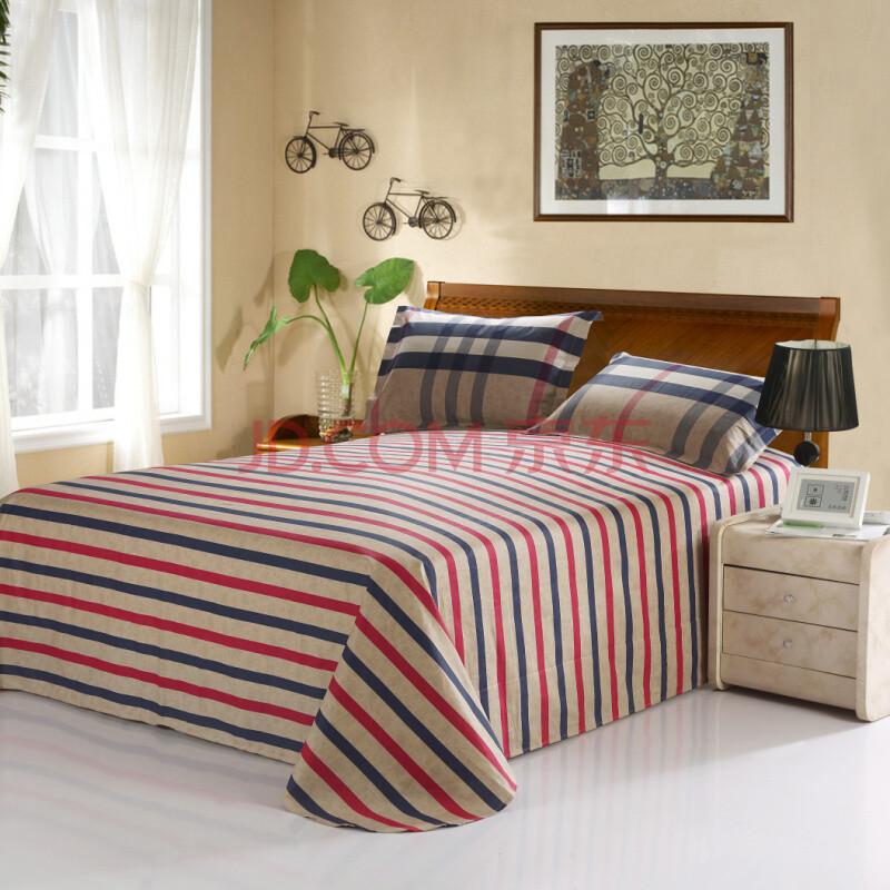 儿童房床单布贴图