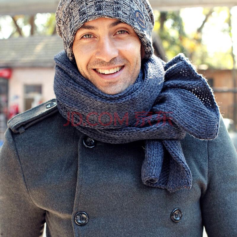 男式毛线围巾款式品牌