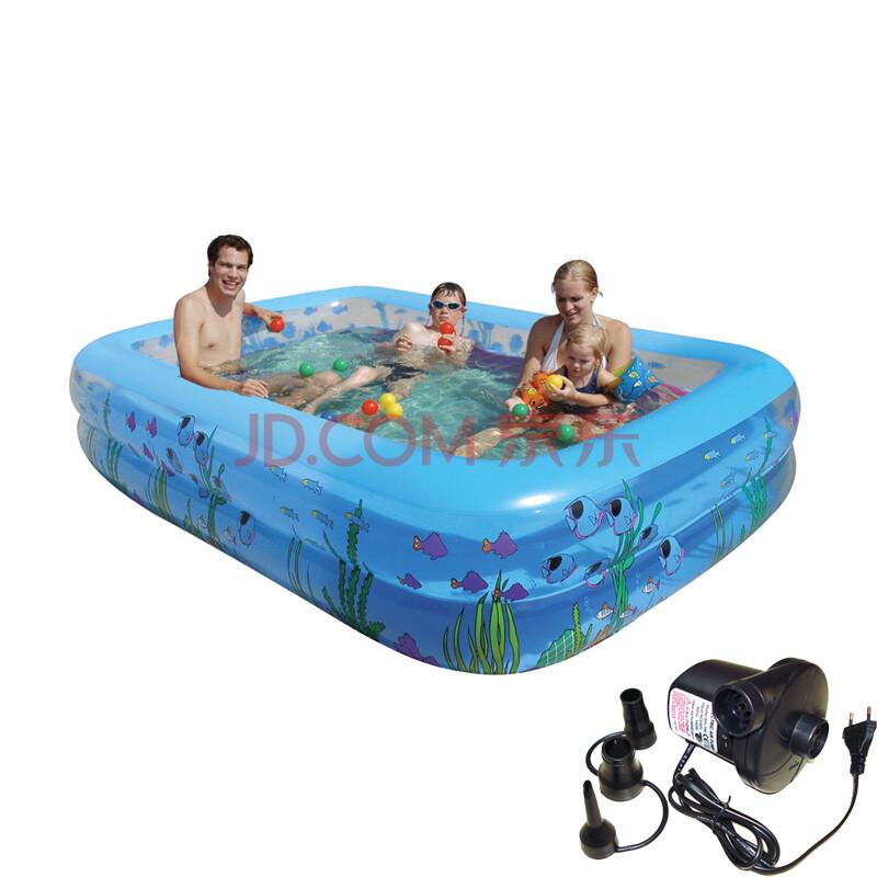 儿童充气游泳池戏水池