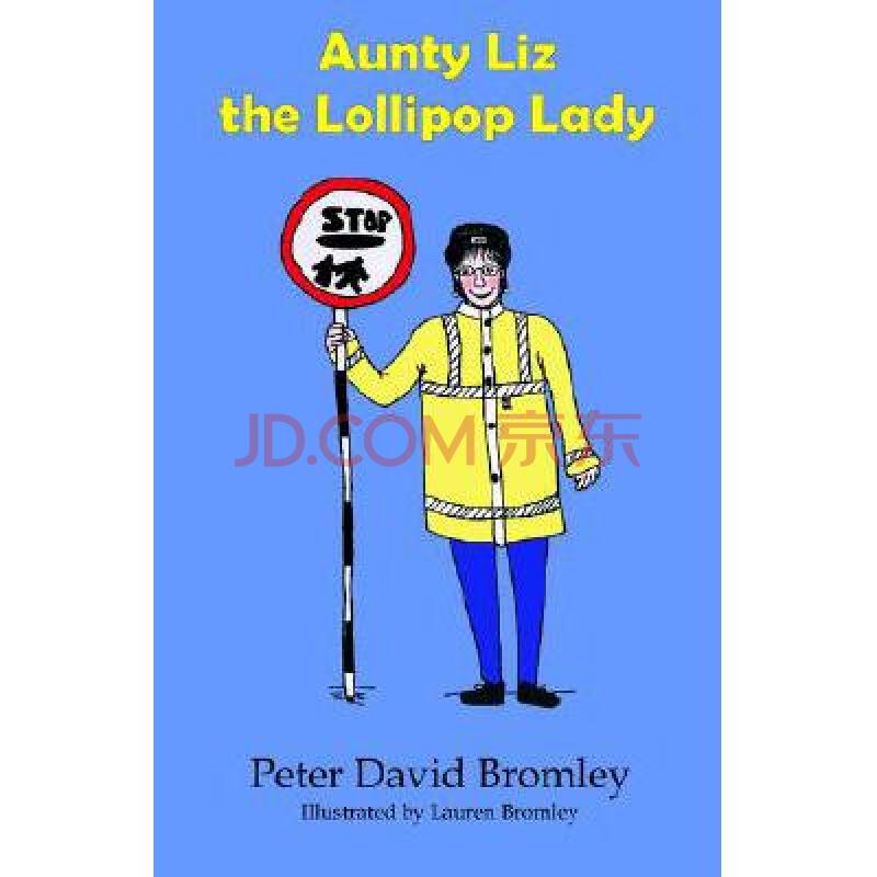 aunty liz the lollipop lady图片