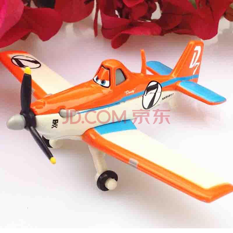 【其它】飞机总动员合金飞机车模型玩具