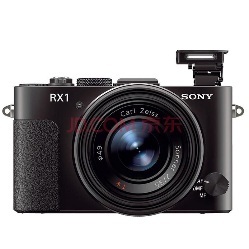 索尼(SONY) RX1R 全画幅黑卡数码相机套装 35mm F2 蔡司定焦头