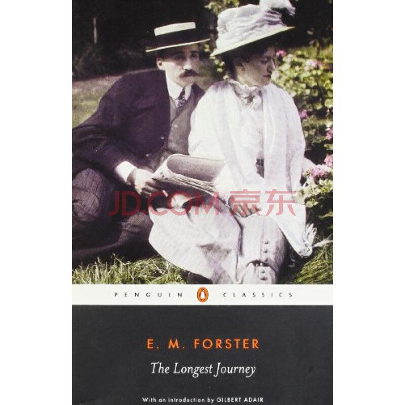 The Longest Journey E. M. Forster图片