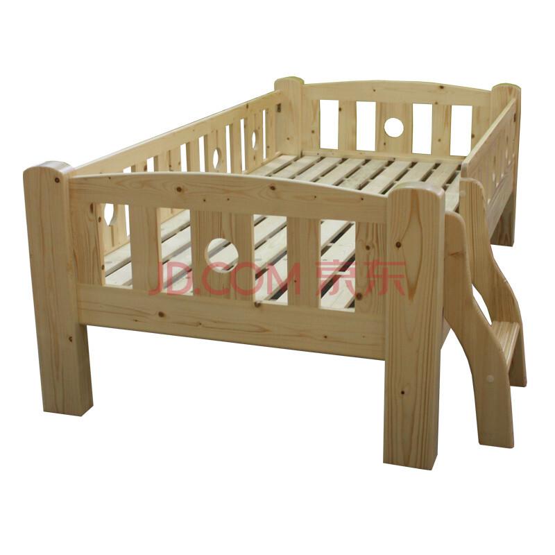 童话城堡系列全实木儿童家具实木床