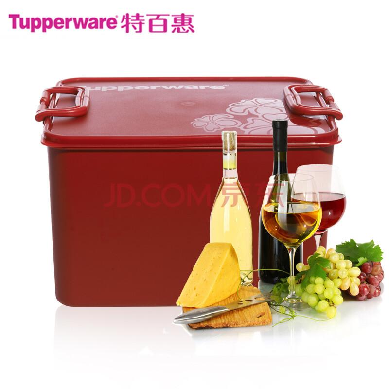 特百惠醇美腌泡箱大容量泡菜保鲜盒葡萄酒箱酵周一面菜谱食图片