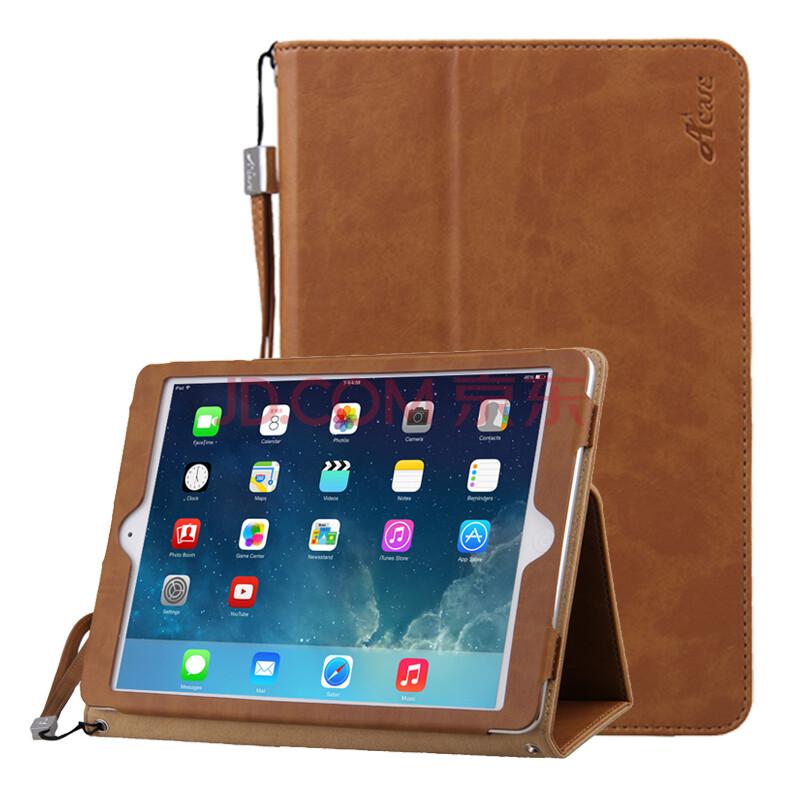 艾克司(Acase) 苹果ipad air休眠疯马保护套 适用IPAD AIR IPAD5