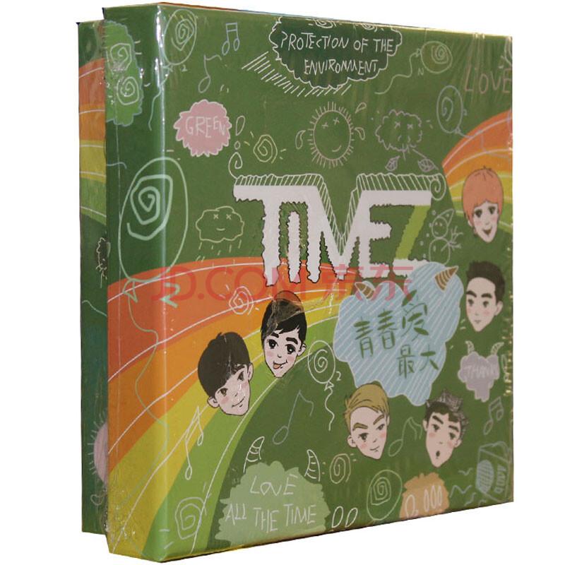 timez 为爱再次发声 青春爱最大cd 写真 台历 笔记本