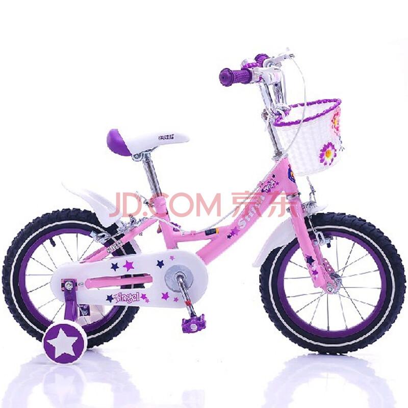 英国女孩 儿童自行车