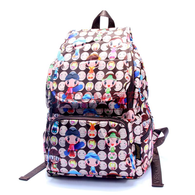 vivisecret新款韩版双肩幼儿园小书包原宿卡通男女儿童旅游小背包