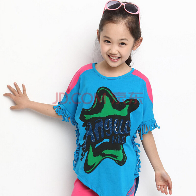 2014儿童套装 韩版女童装
