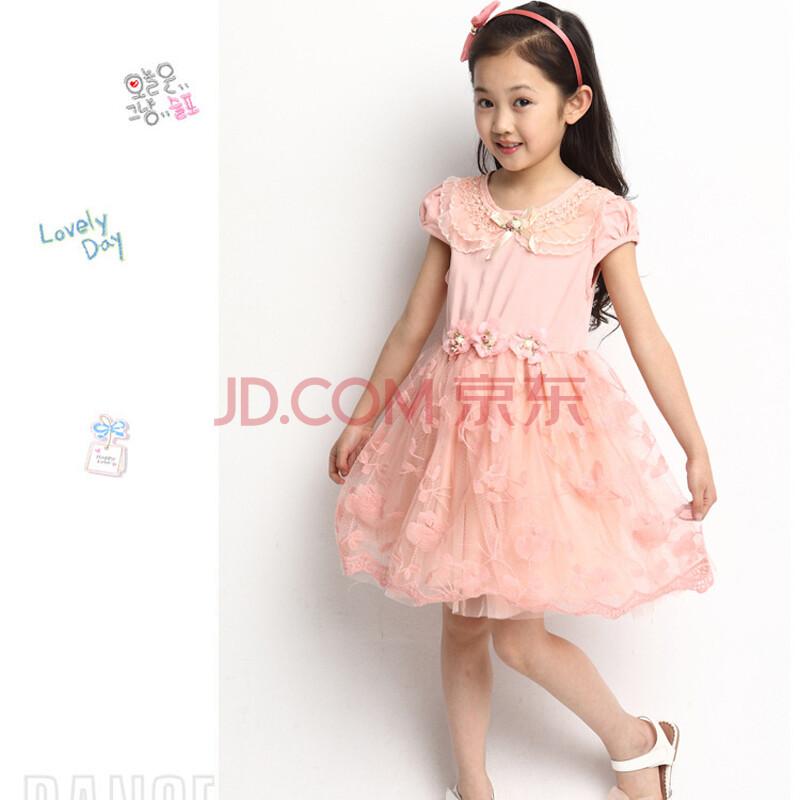 款儿童装连衣裙裙