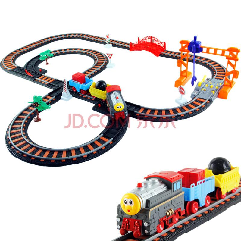 托马斯火车益智拼插玩具