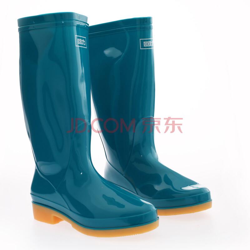 女式2013新款高筒雨鞋