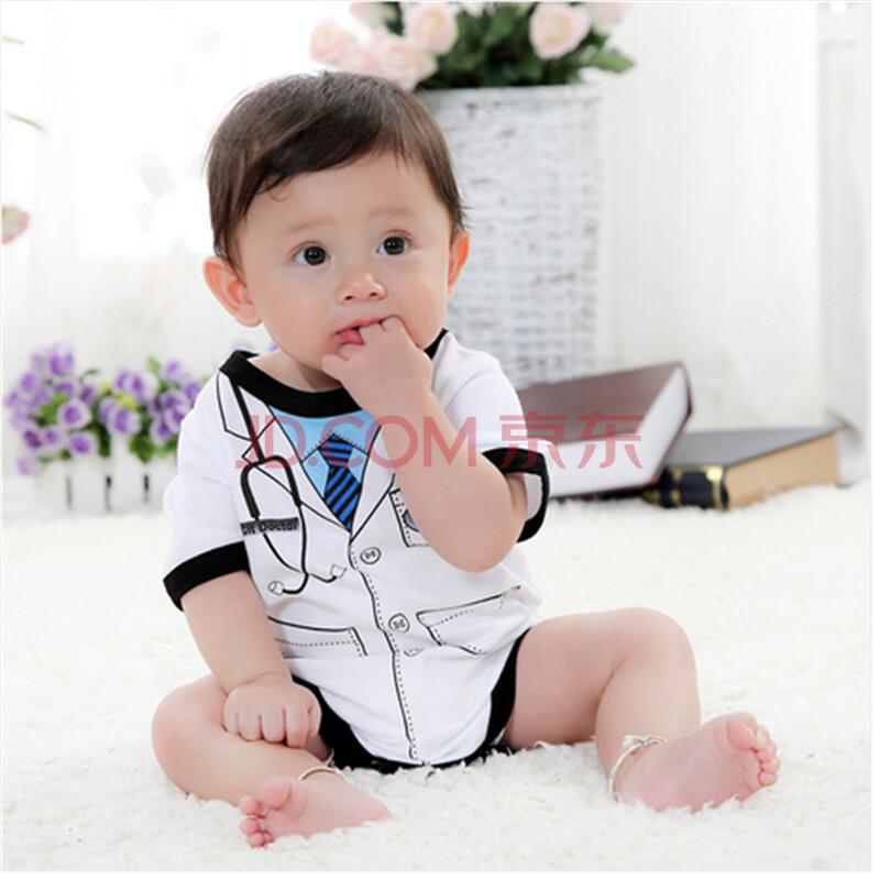 夏季宝宝衣服婴儿衣服