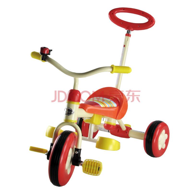 儿童三轮童车