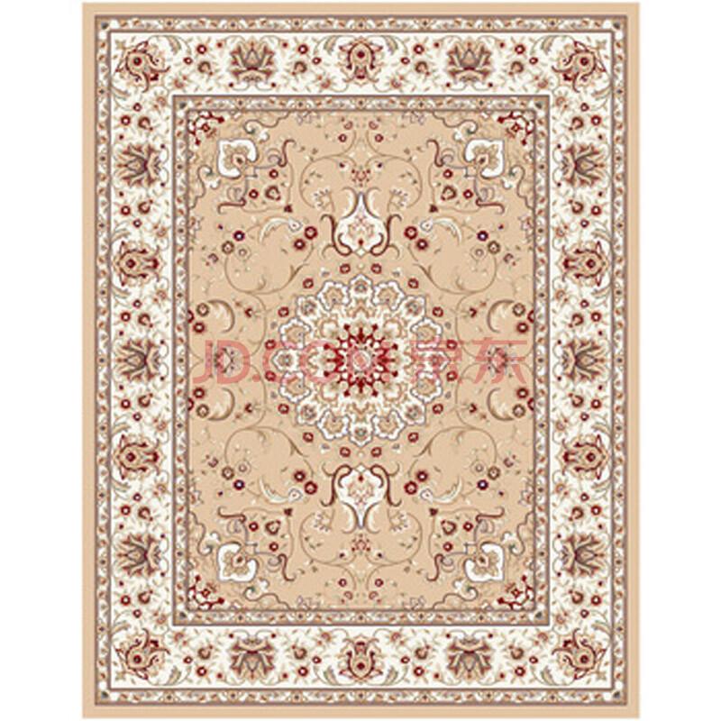 腈纶奢华欧式宫廷客厅卧室沙发茶几地毯;