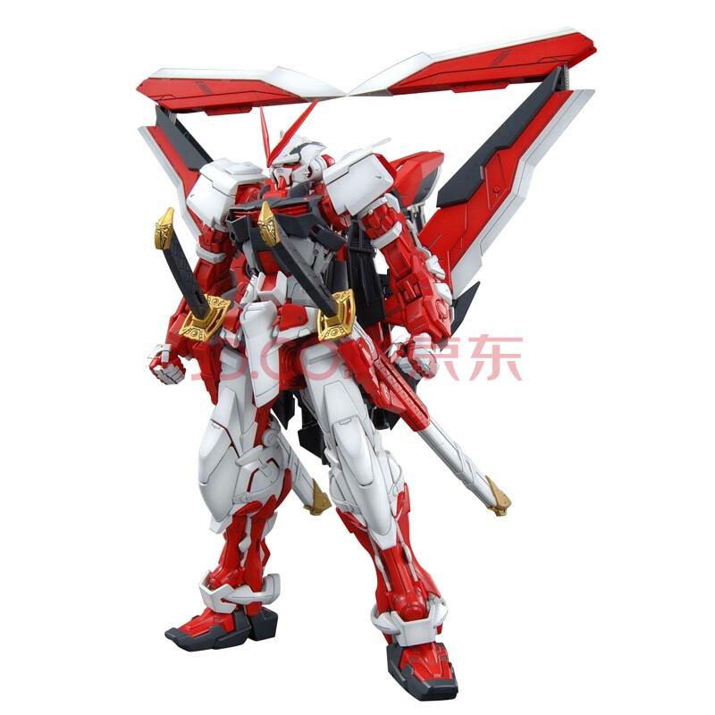 【万代敢达模型】BANDAI 万代 敢达模型 MG 1\/100 异端敢达红色机 HGD-162047图片