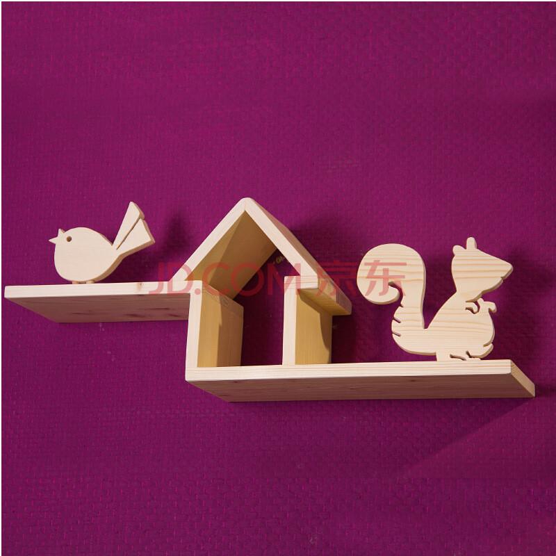 松果 儿童家具 挂墙小件