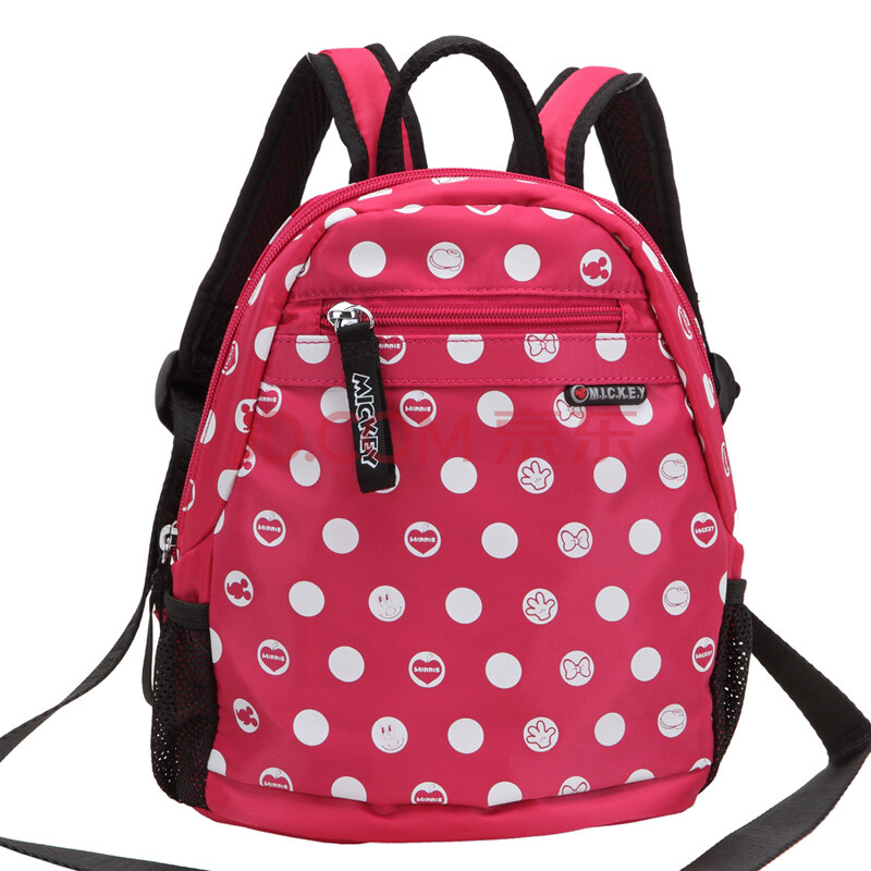 迪士尼disney米奇包包迷你尼龙布可爱儿童背包jf2028