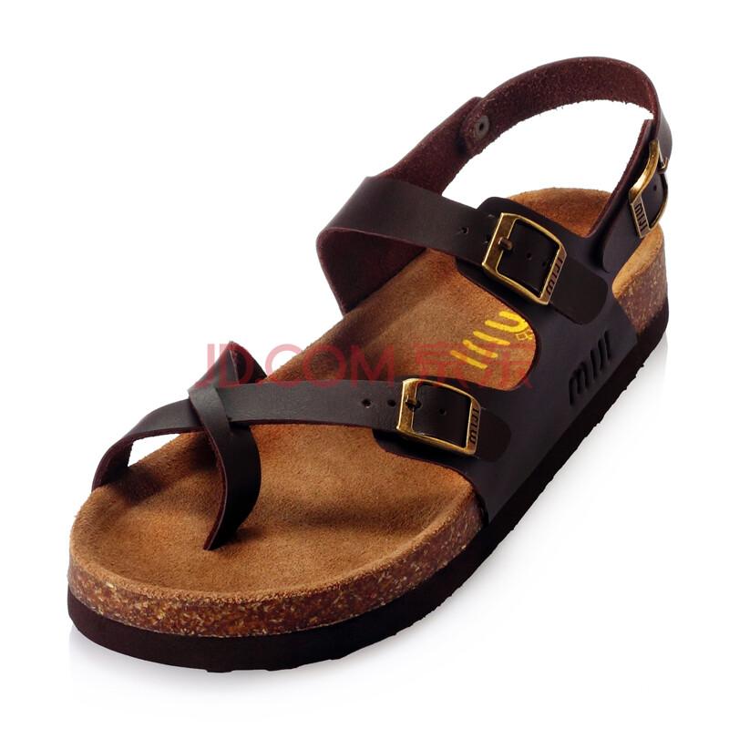 情侣沙滩凉拖鞋