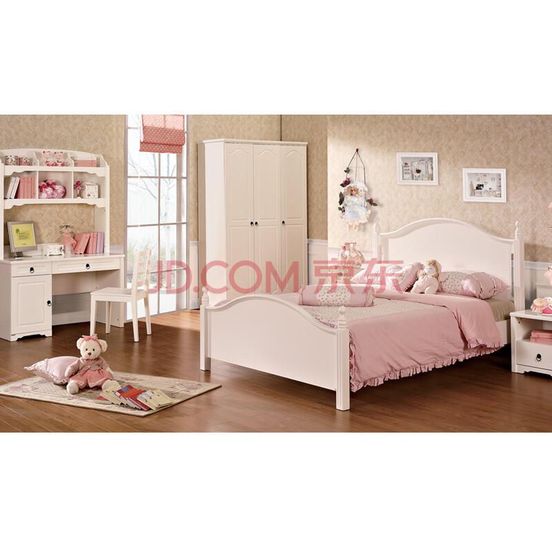 公主套房儿童家具组合