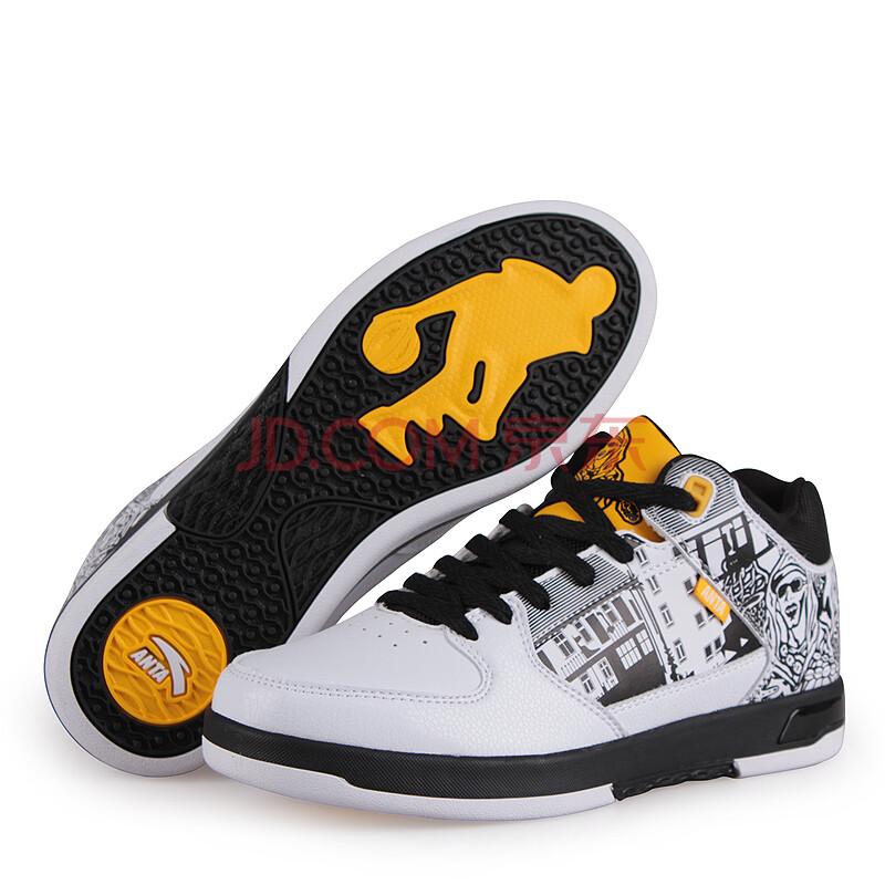 安踏/anta夏季新款男子篮球鞋