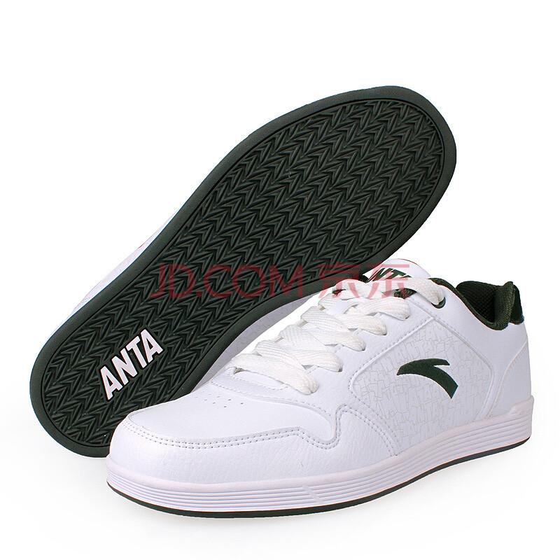 安踏/anta 夏季 新款男子板鞋男鞋11138076-2