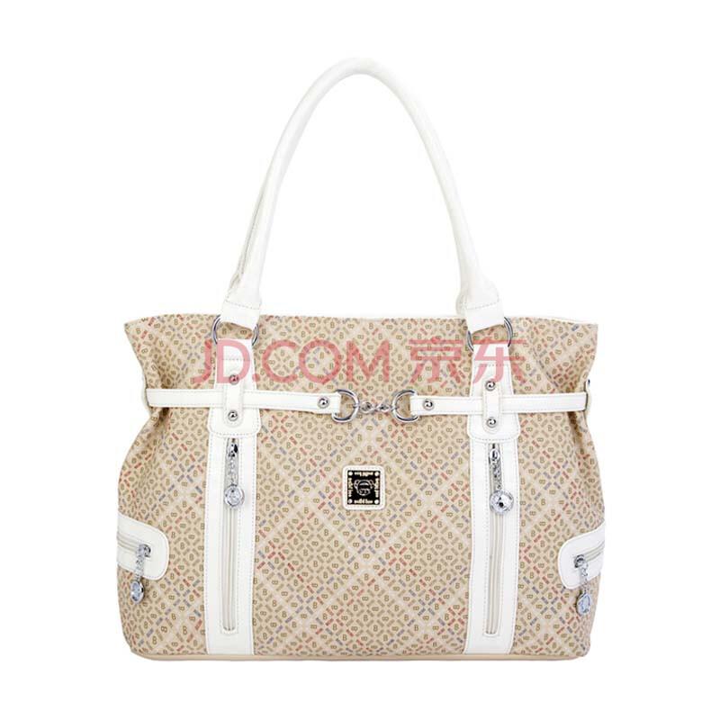 贝比淘2012新款女包韩版时尚包包 女士单肩包