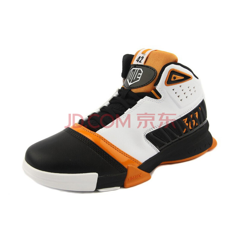 男子篮球鞋 白色