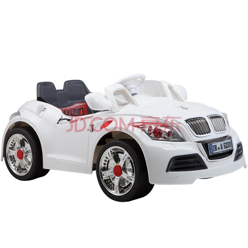 儿童电动车童车电动四轮车跑车玩具车