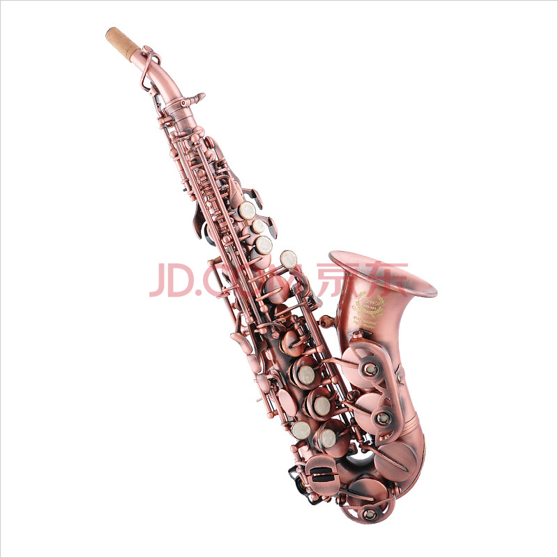 【midway美德威】 降b红古铜弯管小高音萨克斯