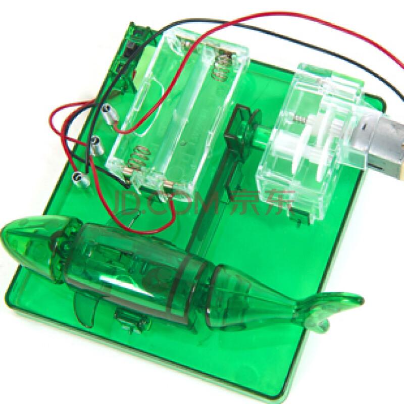 玩具科学实验系列3d立体拼装积木