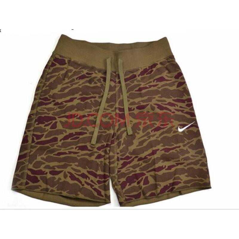 2012新款耐克男装 NIKE运动裤男子针织短裤488596 231