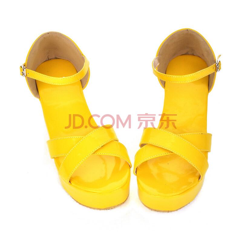 女童凉鞋 公主鞋
