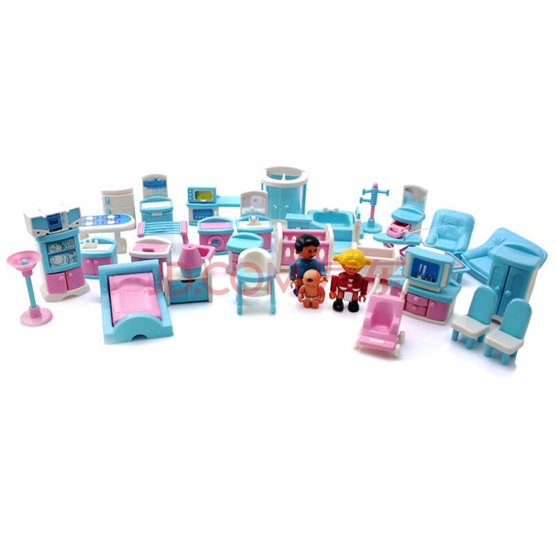 儿童早教益智玩具 情景过家家仿真系列