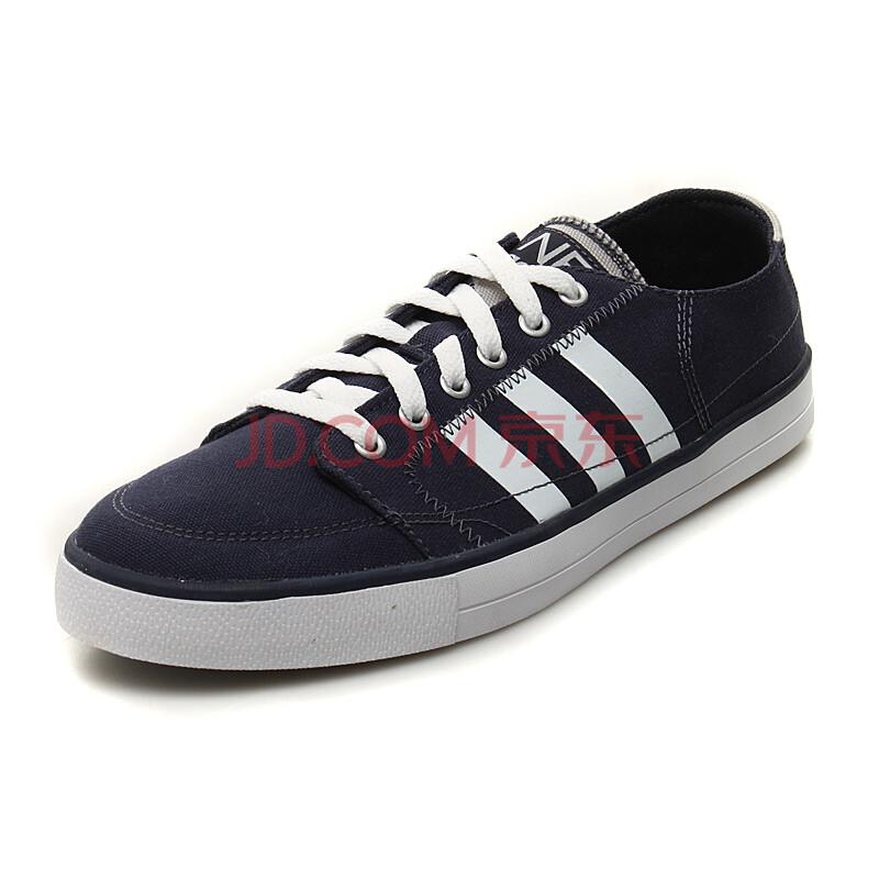 阿迪达斯adidas 男鞋韩式百搭帆布鞋