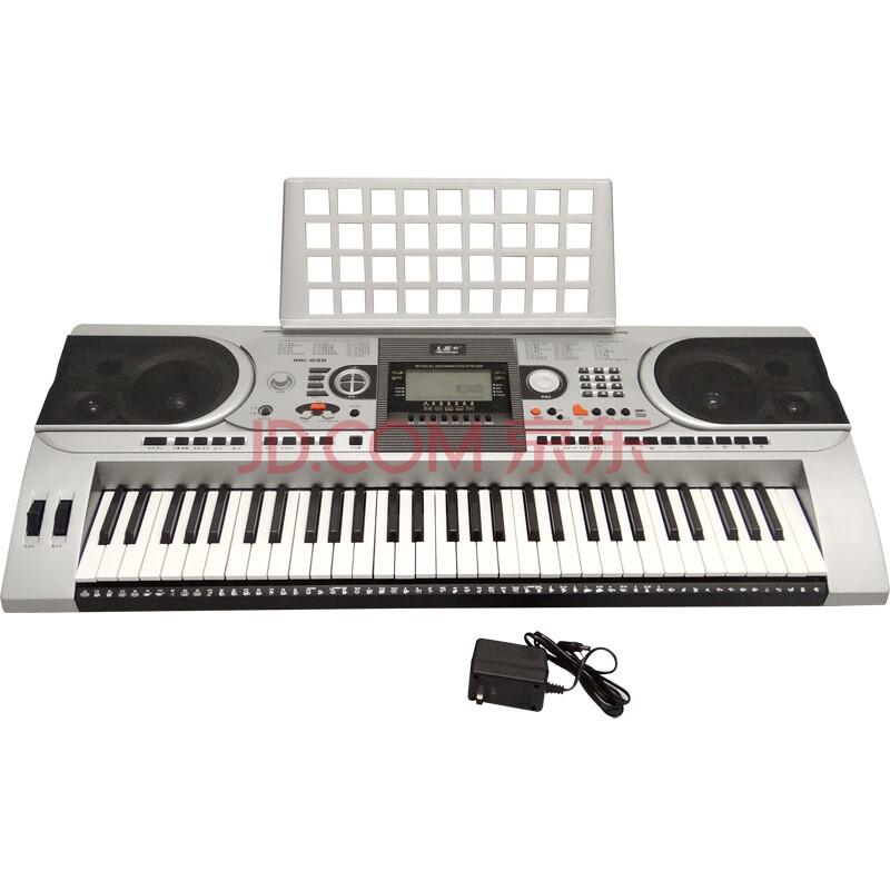 电子琴 美科 正品美科61键力度键盘专业演奏电子琴mk